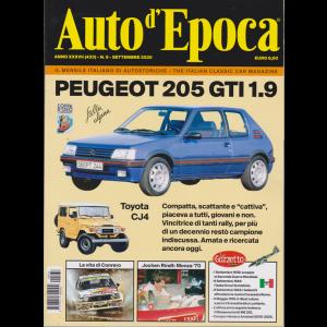 Auto D'epoca - n. 433 - settembre 2020 - mensile