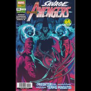 Avengers Senza Ritorno - n. 11 - I predatori del tempio perduto! - mensile - 27 agosto 2020 - 64 pagine!