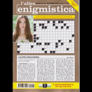 L'altra Enigmistica - n. 491 - mensile - settembre 2020