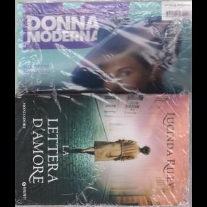 Donna Moderna + il libro di Lucinda Rley - La lettera d'amore - n. 37 - 27 agosto 2020 - settimanale -