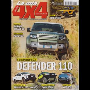 Abbonamento La mia auto 4X4 (cartaceo bimestrale)