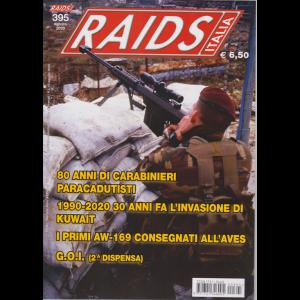 Raids Italia - n. 395 - agosto 2020 - mensile