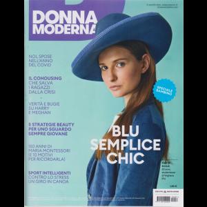 Donna Moderna - n. 37 - 27 agosto 2020 - settimanale