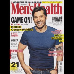 Men's Health - n. 205 - aprile 2019 - mensile
