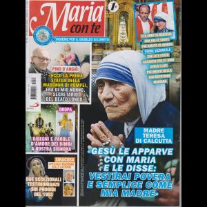Maria con te -  n. 35 - 30 agosto 2020 - settimanale