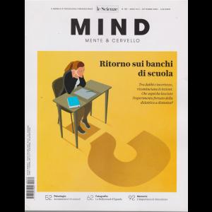 Mind -Mente & Cervello -Le Scienze - n. 189 - settembre 2020 - mensile