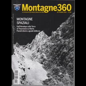 Montagne 360 - n. 96 - settembre 2020 - mensile