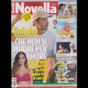Novella 2000 + Visto - n. 36 - settimanale - 27 agosto 2020 - 2 riviste