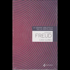 La grande biblioteca della psicologia - Sigmund Freud - Casi clinici - n. 32 - 27/8/2020 - settimanale copertina rigida