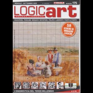 Logic Art - n. 175 - mensile - settembre 2020 -