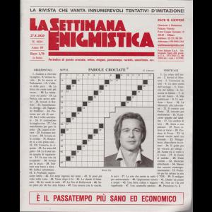 La Settimana Enigmistica - n. 4614 - 27/8/2020 - settimanale