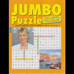 Jumbo Puzzle - n. 56 - trimestrale - marzo - maggio 2020 -