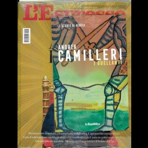 L'espresso settimanale n. 36 -30/8/2020 + Le storie di Vigàta vol.10