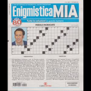 Enigmistica Mia - n. 36 - 7 settembre 2020 - settimanale