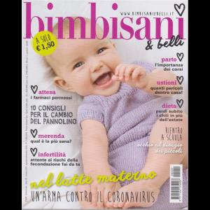 Bimbisani e  belli - n. 9 - bimestrale - agosto - settembre 2020