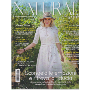 Natural Style - n. 207 - mensile - settembre 2020
