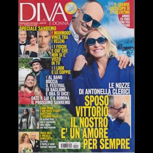 Diva e donna - n. 7 - 19 febbraio 2019 - settimanale femminile