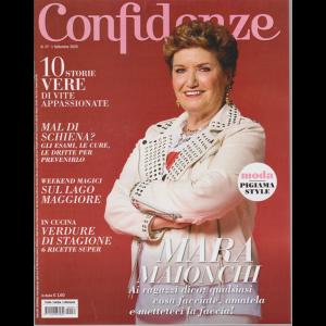 Confidenze - n. 37 - 1 settembre 2020 - settimanale