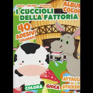Toys2 Games - Album color - I cuccioli della fattoria - n. 38 - bimestrale - 20 agosto 2020