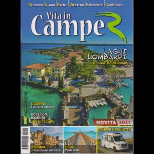 Vita In Camper - n. 130 - settembre - ottobre 2020 - bimestrale -