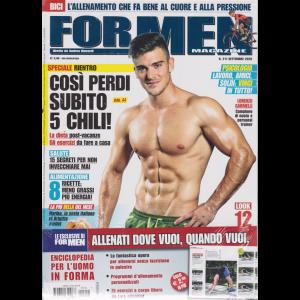 For Men Magazine + Enciclopedia per l'uomo in forma - volume 2 - n. 211 - settembre 2020 - mensile - 2 riviste