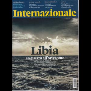 Internazionale - n. 1302 - 12/18 aprile 2019 - settimanale