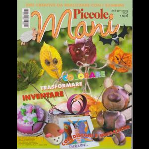 Piccole Mani - n. 62 - settembre 2020 - bimestrale
