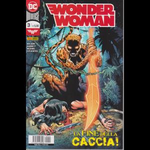 Wonder Woman - n. 3 - La fine della caccia! - mensile - 27 agosto 2020