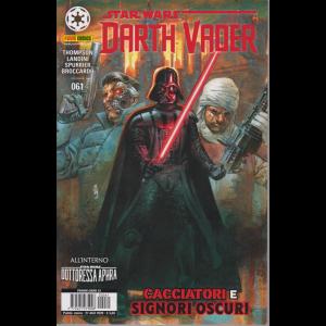 Panini Dark - Darth Vader  - n. 61 - Cacciatori e signori oscuri - mensile - 27 agosto 2020 -
