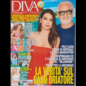 Diva e Donna - n. 36 - settimanale femminile - 8 settembre 2020
