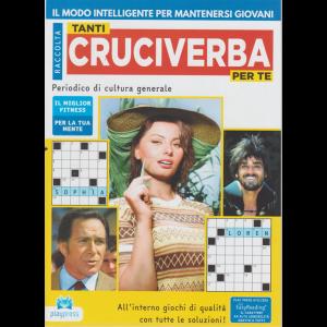 Raccolta Tanti cruciverba per te - n. 10 - 29/8/2020 - bimestrale -