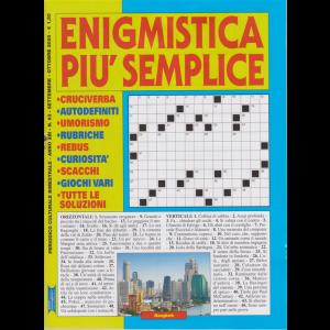 Enigmistica Piu' Semplice - n. 63 - bimestrale - settembre - ottobre 2020 -