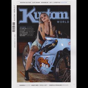 Kustom World - n. 53 - aprile - maggio 2019 - bimestrale