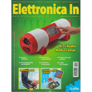 Elettronica In - n. 247 - settembre 2020 - mensile