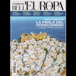 Bell'Europa e dintorni - n. 329 - mensile - settembre 2020