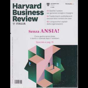Harward Business Review - n. 9 - settembre 2020 - mensile