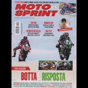 Motosprint - n. 35 - settimanale - 1/7 settembre 2020
