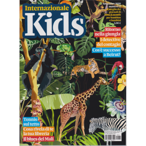 Internazionale Kids - n. 12 - settembre 2020 - mensile