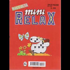 Raccolta Mini relax - n. 506 - mensile - settembre 2020 - 212 pagine