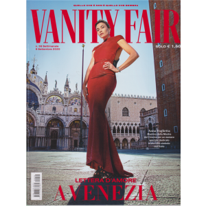 Vanity Fair - n. 36 - settimanale - 9 settembre 2020
