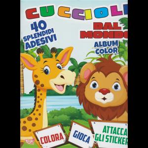 Cuccioli dal mondo - Album color - n. 44 - bimetrale - 20 agosto 2020 -
