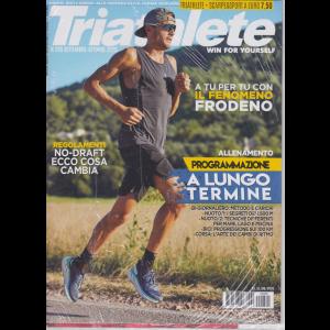 Triathlete - n. 265 - settembre - ottobre 2020 - bimestrale + Scarpe & Sport - 2 riviste