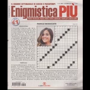 Enigmistica Piu' - n. 36 - settimanale - 8 settembre 2020 -