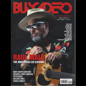 Buscadero - Raul Malo - n. 436 - settembre 2020 - mensile