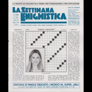 La Settimana Enigmistica - n. 4615 - settimanale - 3/9/2020