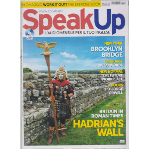 Speak Up - n. 426 - settembre 2020 - mensile - rivista + cd audio