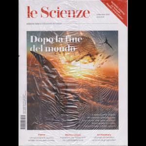 Le Scienze - + Le Scienze dossier - n. 625 - settembre 2020 - mensile - 2 riviste