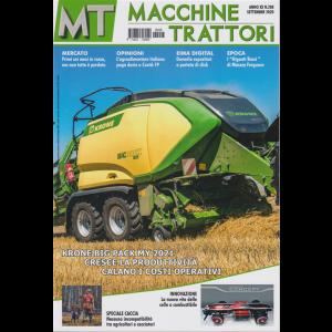 Macchine Trattori - n. 208 - settembre 2020 - mensile