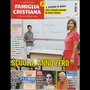 Famiglia Cristiana - n. 36 - 6 settembre 2020 - settimanale