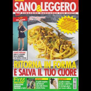 Sano & Leggero -n. 9 - settembre 2020 - mensile
